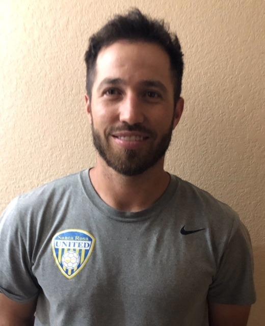 Tyler Hurst | Santa Rosa United | Coach