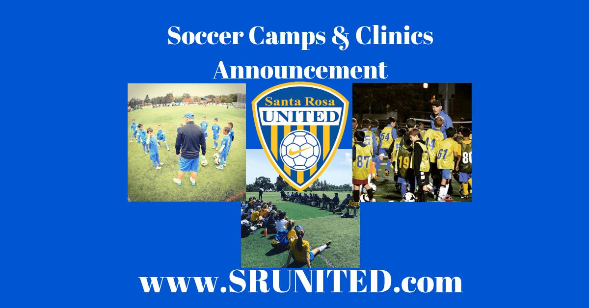 Santa Rosa United Soccer Camps & Clinics