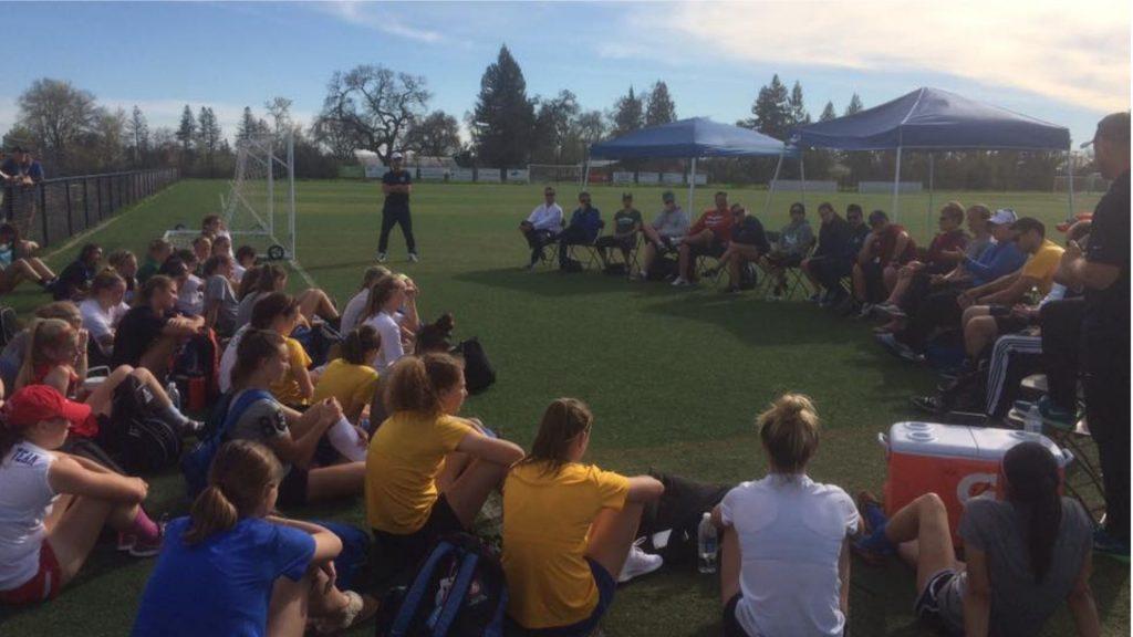 Santa Rosa United College ID Camps Boys & Girls